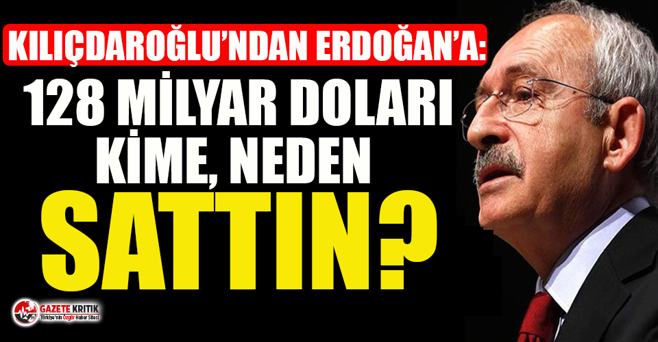 Kılıçdaroğlu'ndan Erdoğan'a: Mademki...