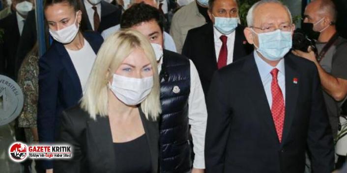 Kılıçdaroğlu'ndan hastanede tedavi gören...