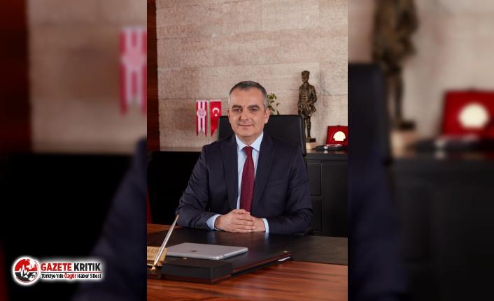 Konyaaltı Belediye Başkanı Semih Esen'den...