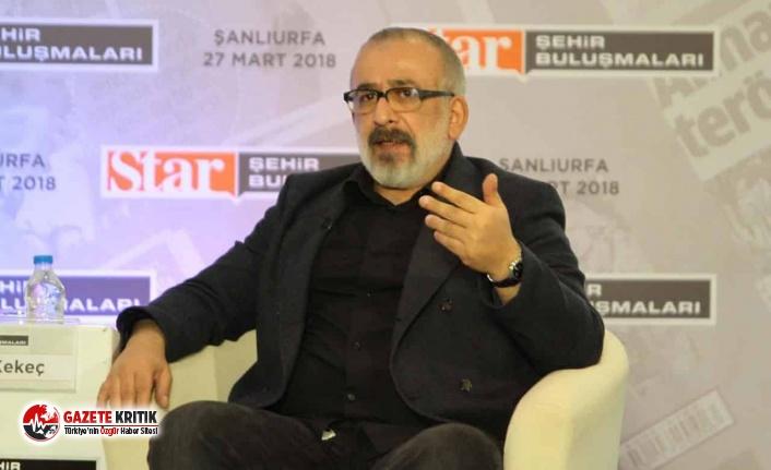 Koronavirüse yakalanan gazeteci Ahmet Kekeç hayatını...