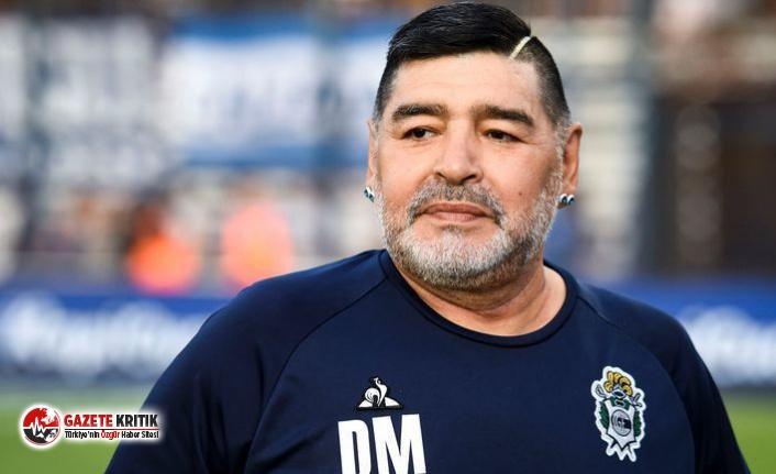 Maradona'nın ölümüyle ilgili şok iddia!