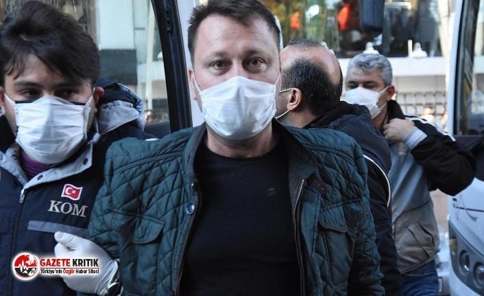 Menemen Belediye Başkanı Serdar Aksoy görevden uzaklaştırıldı