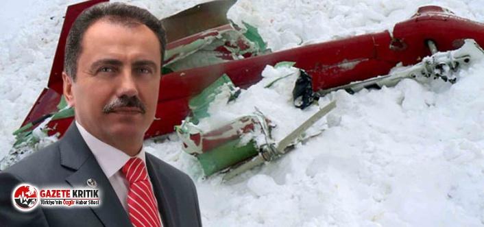 Muhsin Yazıcıoğlu'nun ölümüyle ilgili flaş...