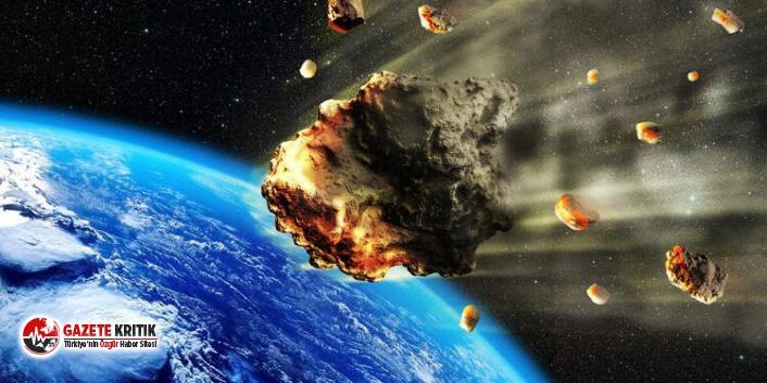 NASA duyurdu: Gökdelen büyüklüğündeki göktaşı gezegenimize doğru geliyor