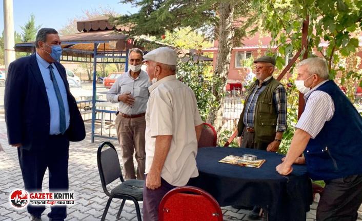 """Ömer Fethi Gürer: """"Emekli ve memur için sanal   değil, gerçek enflasyon dikkate alınmalıdır"""""""