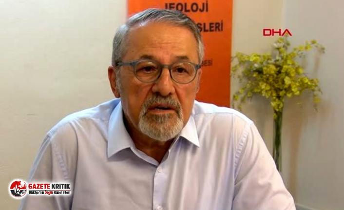 Prof. Dr. Naci Görür: İzmir'deki deprem beklenen...