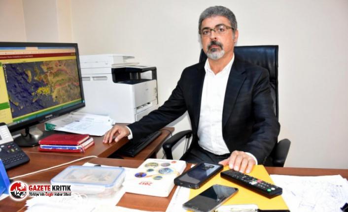 Prof. Dr. Sözbilir'den İzmir'e kritik...