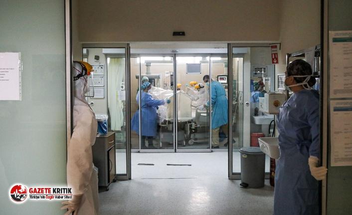 Prof. Ünal: Koronavirüs'te rekorlar kırıyor...
