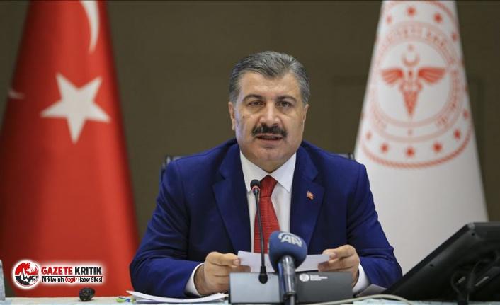Sağlık Bakanı Fahrettin Koca sonunda itiraf etti!