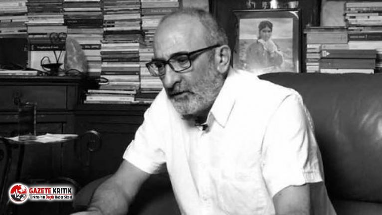 Şair ve yazar Mehmet Çetin hayatını kaybetti