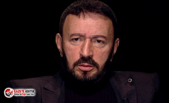 Sorgu Sual'e konuk olan Mustafa Topaloğlu:Göründüğüm gibi bir erkek değilim!