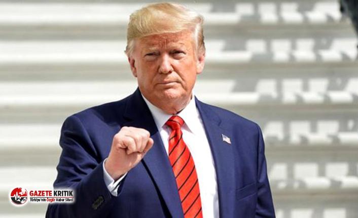 Trump: Oy sayımını durdurun!