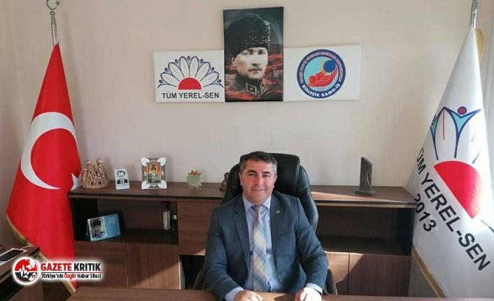 Tüm Yerel Sen: 'Gaziemir Belediye Başkanının,...