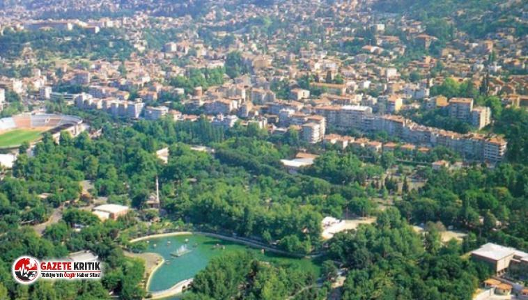 Türkiye'nin en kalitesiz havası Düzce'de, en temiz havaya sahip şehir Bursa