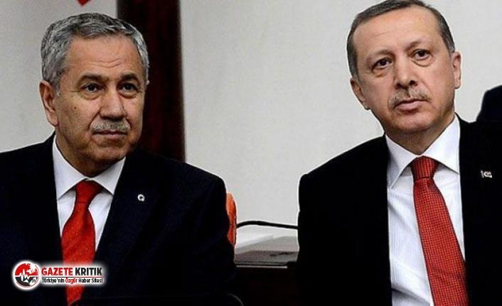 Yandaş Turgay Güler'den Bülent Arınç'a:...