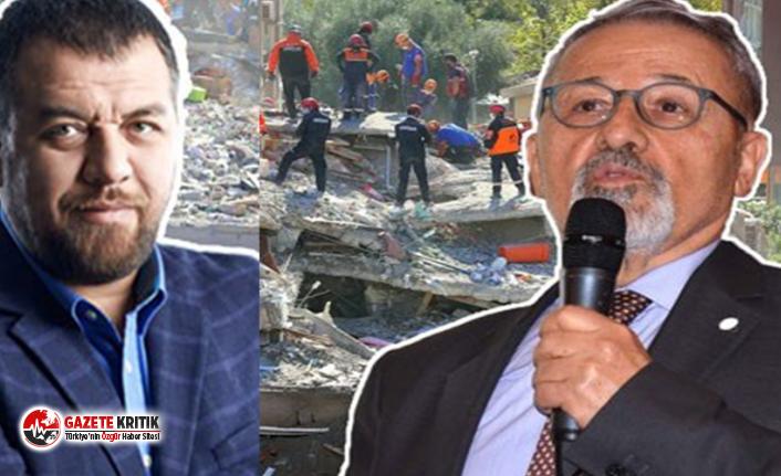 Yeni Şafak yazarı İsmail Kılıçarslan, Naci Görür'ü...