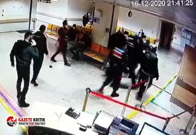 Acil servis doktoruna bıçaklı saldırı