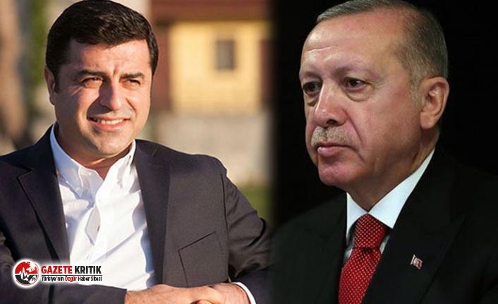 AİHM'in Selahattin Demirtaş kararına Erdoğan'dan...