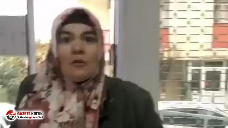 Aile sağlık merkezine maskesiz gelen kadın, uyarıda...