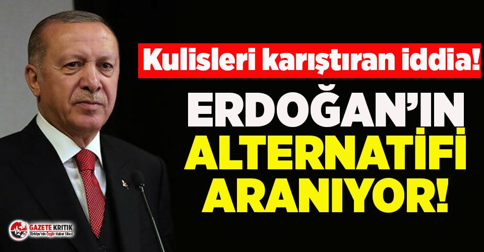 ''AKP içinde Erdoğan'ın yerine arayış...