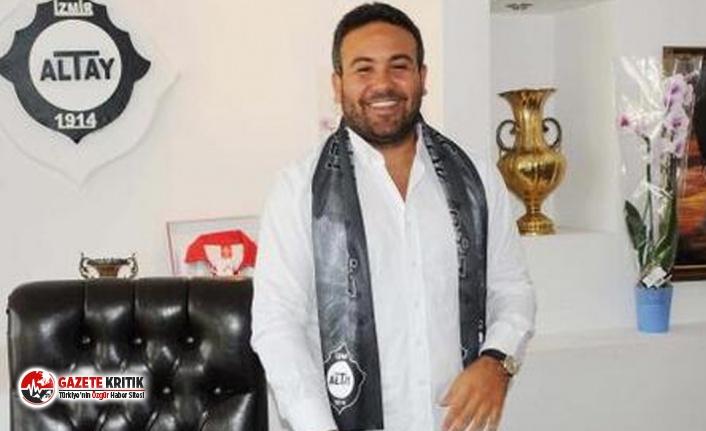 Altay Başkanı Özgür Ekmekçioğlu Koronavirüs'e...