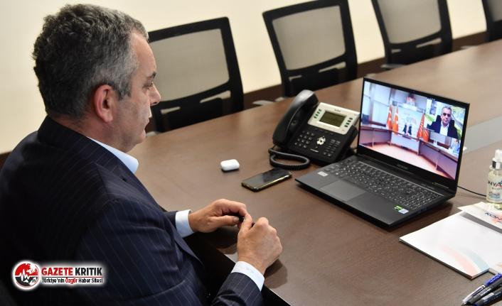 Başkan Esen, Kılıçdaroğlu'na Konyaaltı'nı...