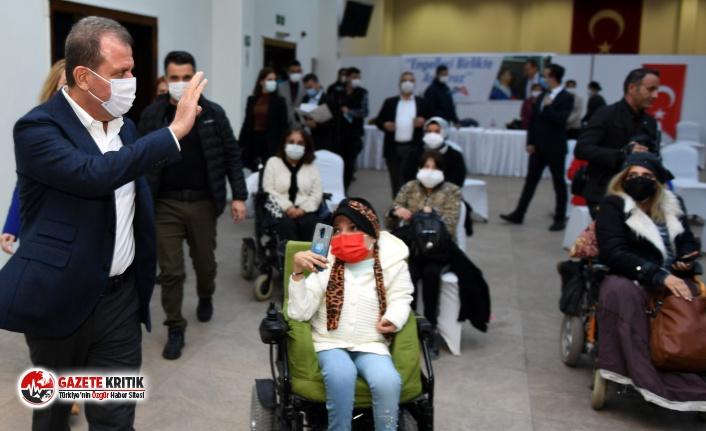 Başkan Seçer: Engelli yurttaşlarımızın sorunlarını çözecek işler yapmak istiyoruz