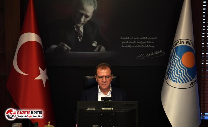 Başkan Seçer, Türkiye Belediyecilik Tarihinde Bir...