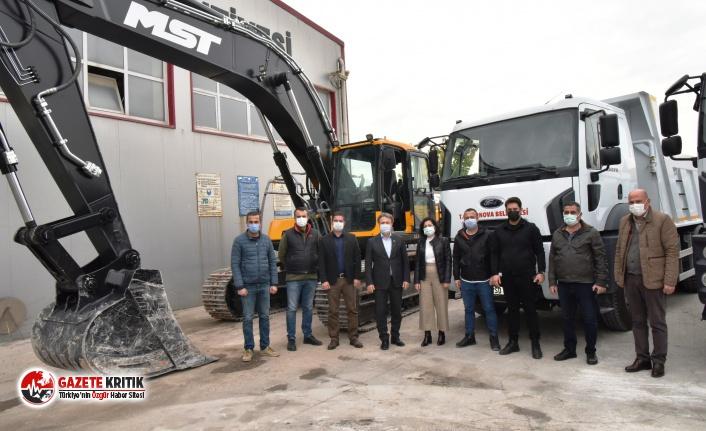 Bornova'da hizmet filosu genişliyor