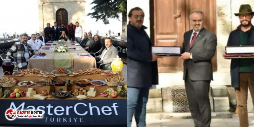 Bursa Büyükşehir Belediyesi'nden 'Masterchef'...