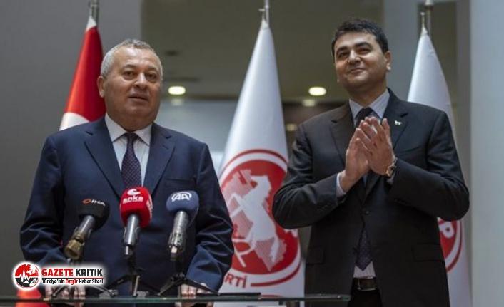 Cemal Enginyurt: Bahçeli'ye hakkımı helal...