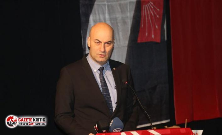 CHP Genel Başkan Yardımcısı Açıkel:2020 Türkiye'nin gerileme yılı oldu