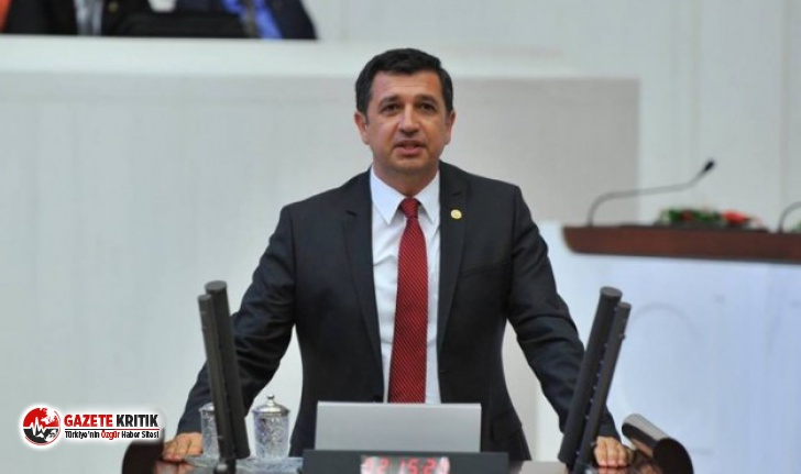 CHP'li Gaytancıoğlu TBMM'de çiftçinin...