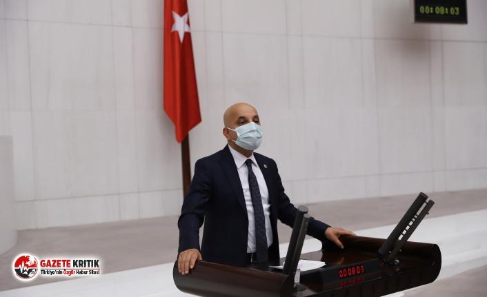CHP'li Polat: İnsanın içini acıtan o yok...