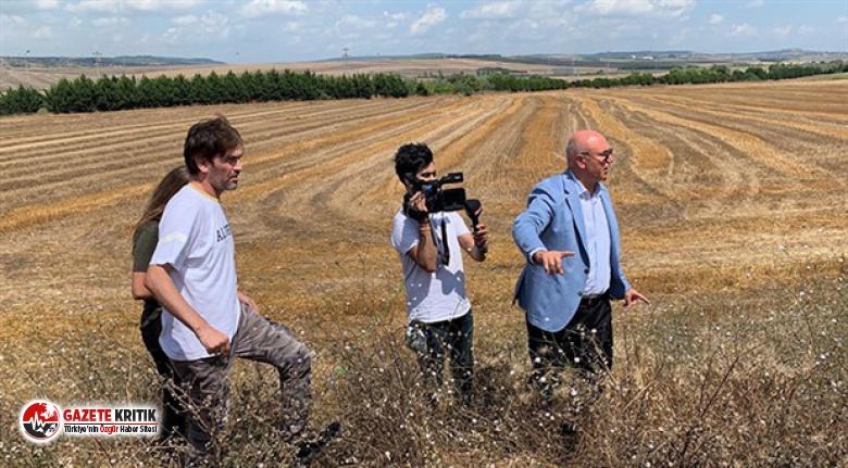 CHP'li Tanal: Meclis arazi kavgalarını araştırsın