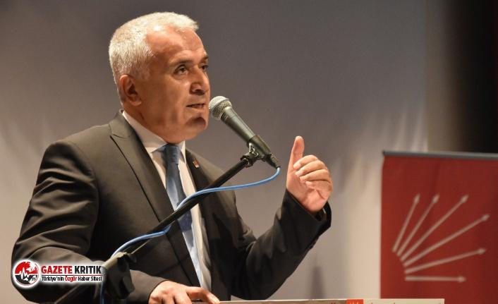 CHP'li Yeşil: Ankaralı esnaf kan ağlıyor!