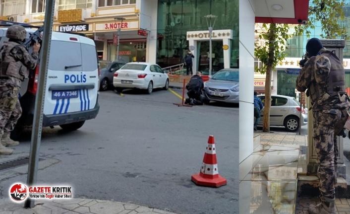 Cinayet zanlısı polislere ateş açtı: 1 şehit