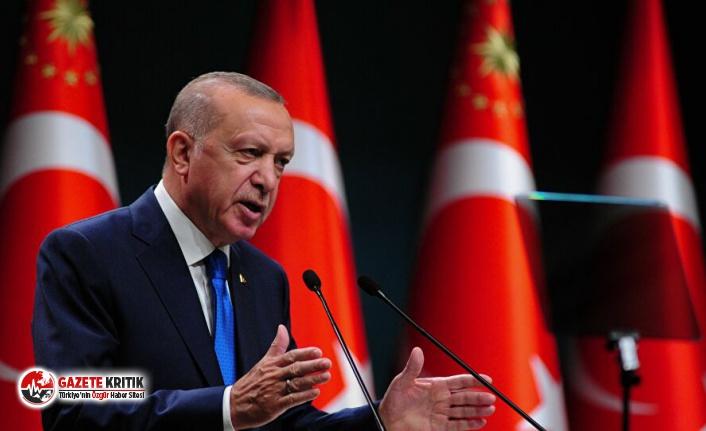 Erdoğan: Adı millet olan, zillet durumuna düşmüşlere...