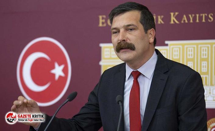 Erkan Baş: Bütçe filan yok, soygun var; Erdoğan günde 87 milyon TL harcamak istiyor
