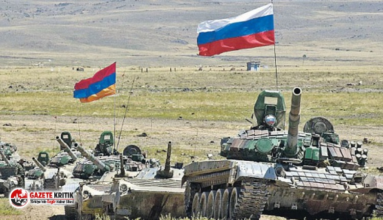 Ermenistan'ın sorunlu bölgesindeki güvenliği...