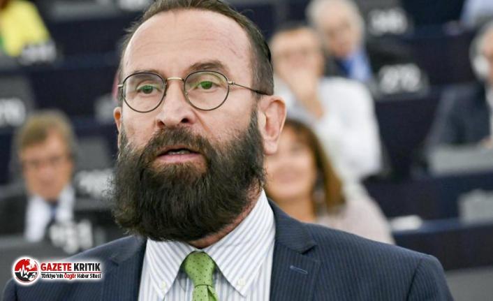 Eşcinsellik karşıtı Macar siyasetçi, eşcinsel...