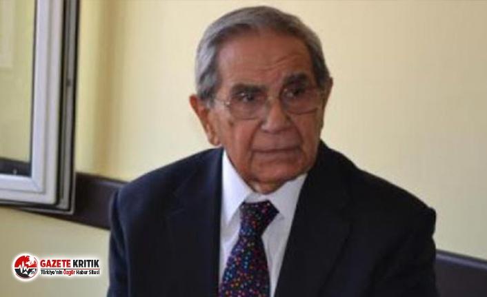 Eski bakan Atilla Sav yaşamını yitirdi