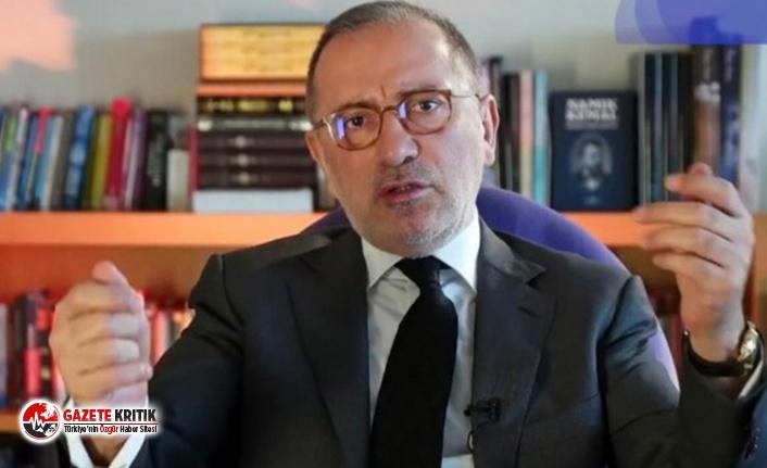 """Fatih Altaylı: """"RTÜK FETÖ'cüdür diyemem ama böyle bir kararı ancak ve ancak Türkiye'yi karalamak isteyen FETÖ'cüleri sevindirir"""""""