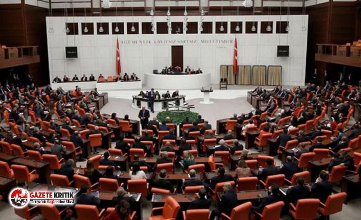 HDP'li vekillerin dokunulmazlıkların kaldırılması...