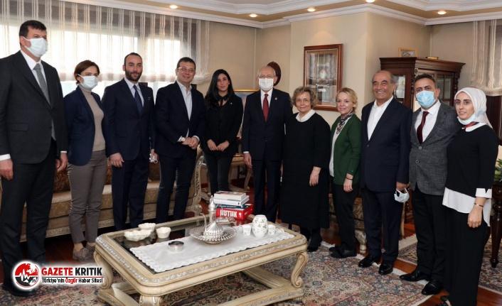 Hüseyin Aygün'den Kaftancıoğlu'na Türkeş ziyareti tepkisi:Maraş katliamı, herkesin yarası değil mi?