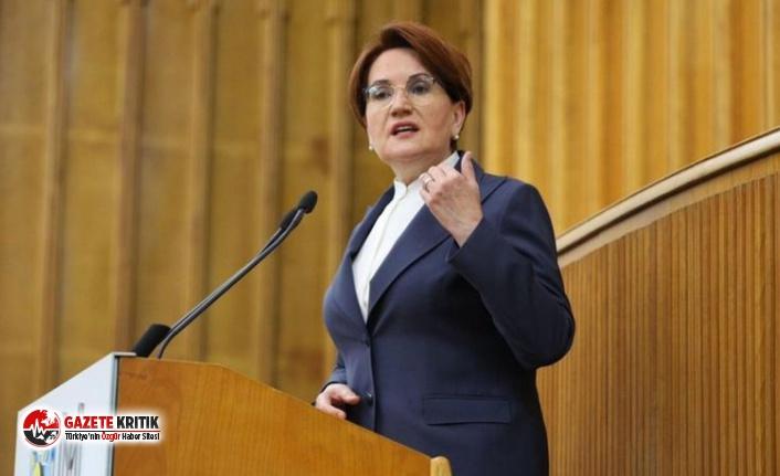 İYİ Parti lideri Meral Akşener'den Olay TV...