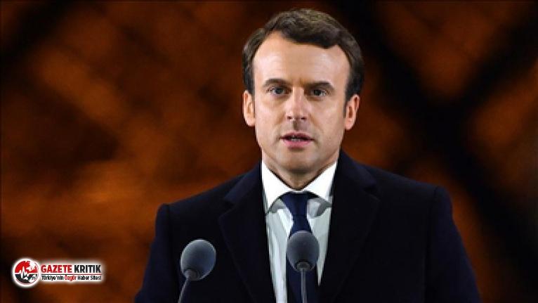 Macron'la görüşen iki lider karantinaya girdi