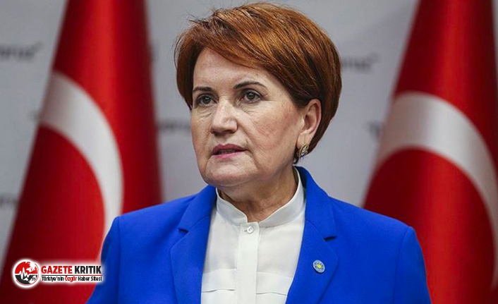 Meral Akşener AKP'nin en büyük korkusunu açıkladı