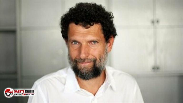 Uluslararası Af Örgütü: Osman Kavala'nın...