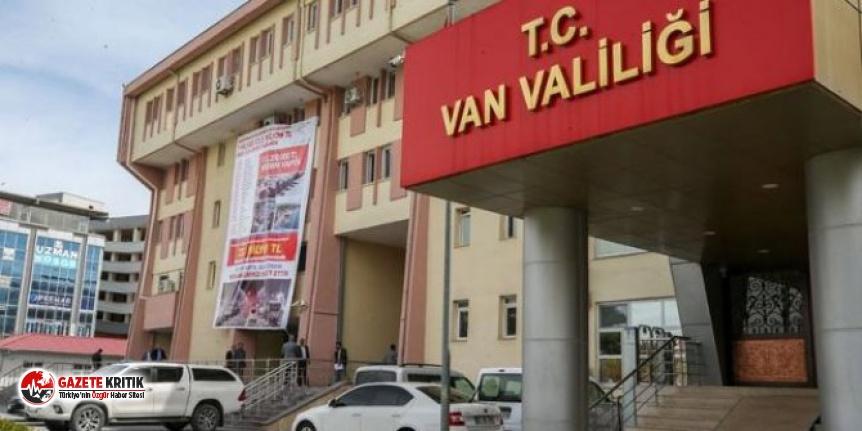 Van'da gösteri ve yürüyüşlere 15 gün yasak